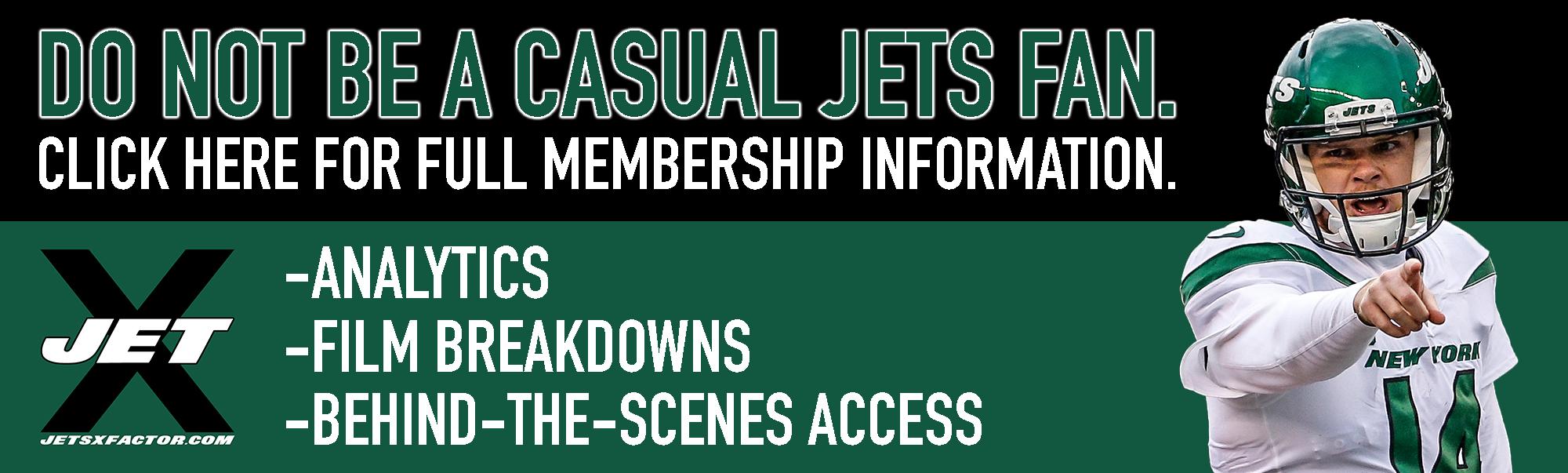 Jet X Membership